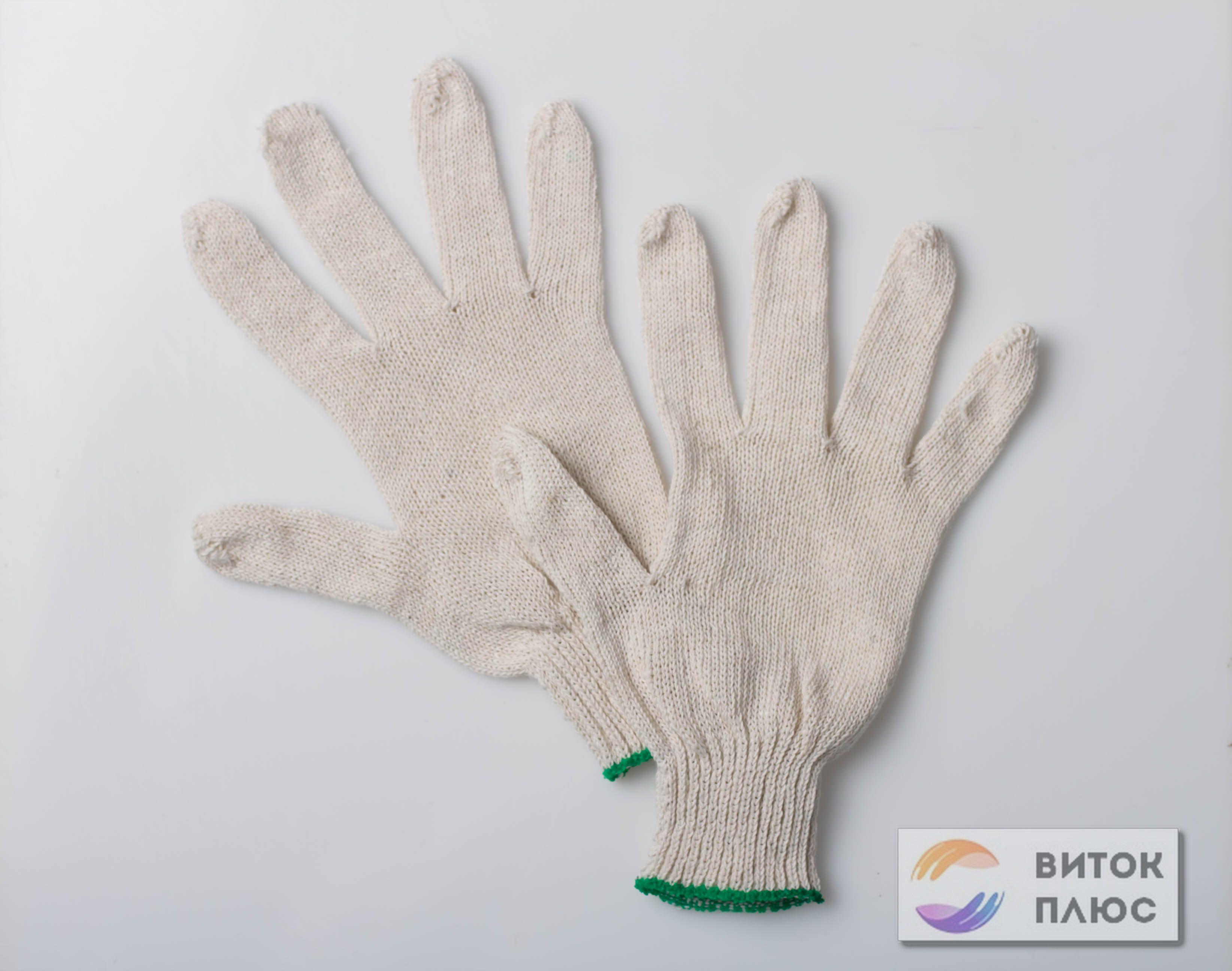 Перчатки ХБ эконом