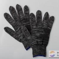 Перчатки ХБ полушерсть
