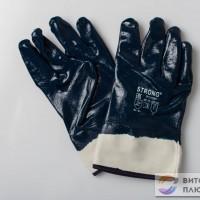 Перчатки обливные нитрил краги